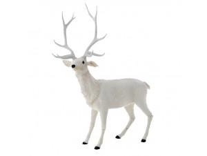 Χριστουγεννιάτικο Διακοσμητικό Βιτρίνας Ελάφι Όρθιο