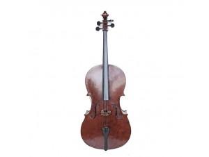 Χριστουγεννιάτικο Διακοσμητικό Βιτρίνας Βιολί 123 εκ