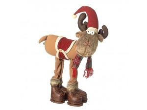 Χριστουγεννιάτικο Διακοσμητικό Τάρανδος 79 εκ.