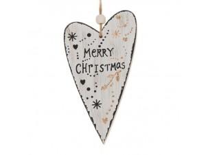 Σετ 2 τεμ. Χριστουγεννιάτικο Κρεμαστό Στολίδι