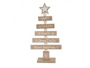Χριστουγεννιάτικο Διακοσμητικό Δέντρο 29 εκ