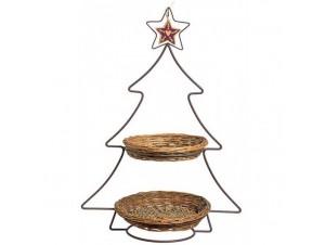Χριστουγεννιάτικο Διακοσμητικό Δέντρο 64 εκ
