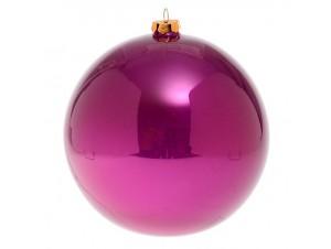 Χριστουγεννιάτικη Μπάλα Γυάλινη 15 εκ