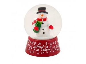 Χριστουγεννιάτικη Χιονόμπαλα 4,5 εκ