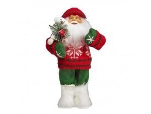 Χριστουγεννιάτικος Διακοσμητικός Άγιος Βασίλης 36 εκ.