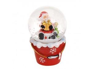 Χριστουγεννιάτικη Χιονόμπαλα 4,5 εκ.
