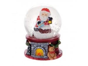 Χριστουγεννιάτικη Χιονόμπαλα 6 εκ