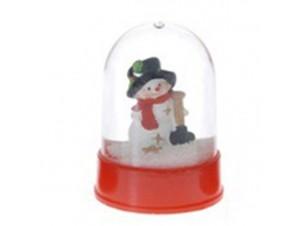 Χριστουγεννιάτικη Χιονόμπαλα Νερού 7 εκ