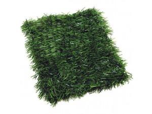 Φράκτης Γκαζόν Πράσινο PVC