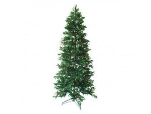 Χριστουγεννιάτικο Δέντρο SLIM 2,10 μ.