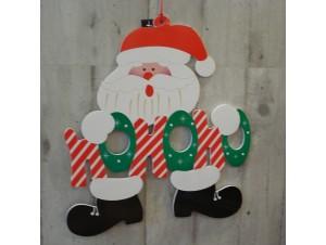 Χριστουγεννιάτικο Χάρτινο Διακοσμητικό Άγιος Βασίλης 60 εκ. διπλής όψης