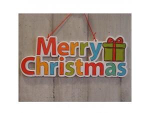 Χριστουγεννιάτικο Χάρτινο Διακοσμητικό