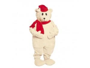 Μασκότ στολή Πολική Αρκούδα