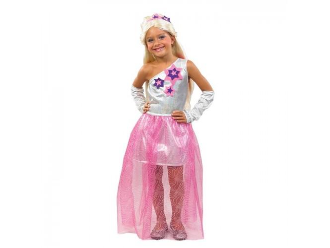 Αποκριάτικη στολή Πριγκίπισσα Rock Star