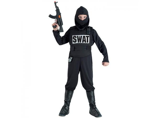 Αποκριάτικη στολή Ομάδα SWAT