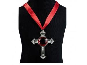 Αποκριάτικο Κολιέ Σταυρός