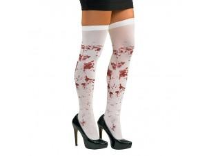 Αποκριάτικο αξεσουάρ Κάλτσες με Αίματα