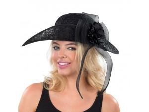 Αποκριάτικο Καπέλο Χήρας