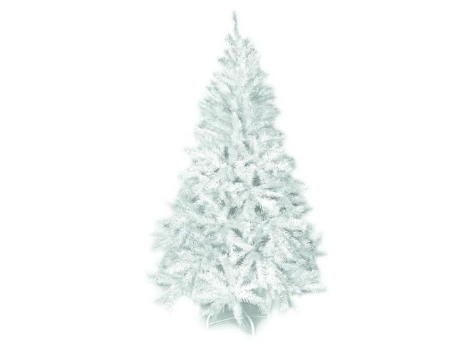 Άσπρο Χριστουγεννιάτικο Δέντρο 2,55