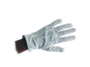Αποκριάτικα λευκά κοντά γάντια παρέλασης