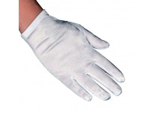 Αποκριάτικα γάντια σατέν παιδικά 22 εκ