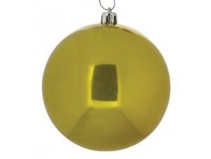 Set 4 τμχ. Χριστουγεννιάτικη μπάλα Περλέ