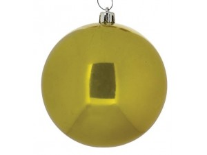 Χριστουγεννιάτικη μπάλα Περλέ