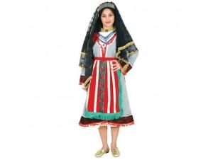 Παιδική Παραδοσιακή Στολή Χαλκιδική