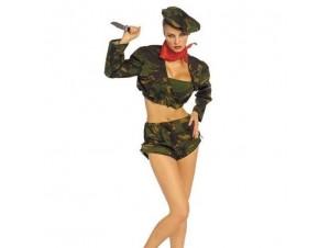 Αποκριάτικη στολή Κομάντο Σορτς