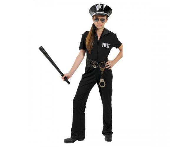 Αποκριάτικη στολή Κορίτσι Αστυνομικίνα