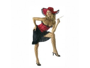 Αποκριάτικη στολή Saloon Girl