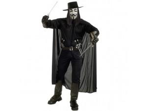 Αποκριάτικη στολή Anonymous Ολοκληρωμένη