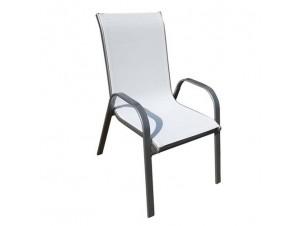 Πολυθρόνα μεταλλική THEROS-W