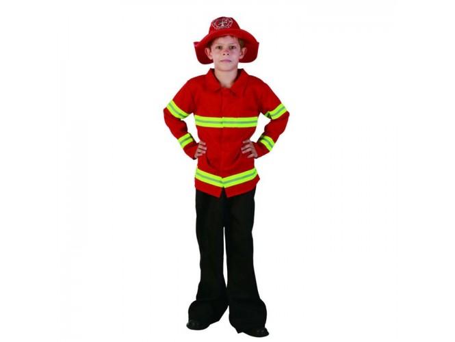 Αποκριάτικη στολή Πυροσβέστης