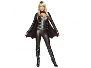 Αποκριάτικη στολή Sexy Γυναίκα Νυχτερίδα