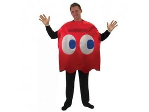 Αποκριάτικη στολή Φαντασματάκι Pac man