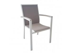 IRIS Πολυθρόνα Αλουμινίου