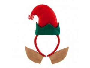 Χριστουγεννιάτικη στέκα ξωτικό