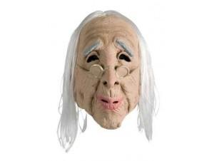 Latex μάσκα Γριάς
