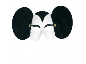 Αποκριάτικη Μάσκα Ματιών Mικι Μάους