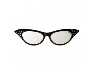 Αποκριάτικα Γυαλιά 50's Γίγας, 2 χρώματα