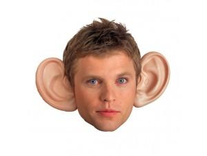 Αποκριάτικη στέκα με αυτιά μυτερά