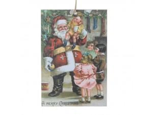 Χριστουγεννιάτικος Διακοσμητικός Πίνακας