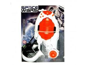 Αποκριάτικο Διαστημικό όπλο με ήχο και φως