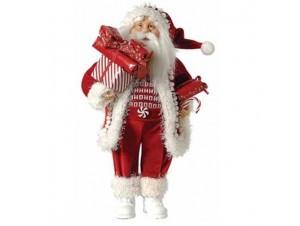 Άγιος Βασίλης Όρθιος με δώρα
