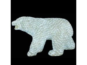 Αρκούδα Ακρυλικό με 1900 LED