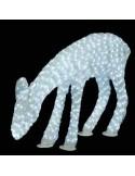 Ελάφι Ακρυλικό με 850 LED