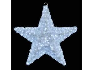Ακρυλικό αστέρι με LED