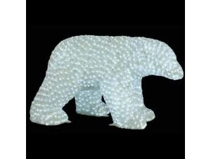 Αρκούδα Ακρυλική με 1550 LED