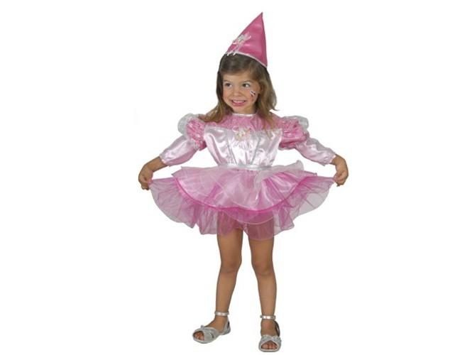 Αποκριάτικη στολή Ροζ Οπτασία bebe